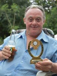 Para Champion Denis McCarthy