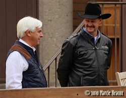 Baffert and Woolley