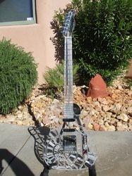 My Custom Built Lamond Groovy Guitardedcaster