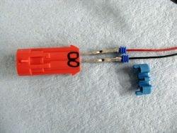 2nd design LED connector