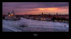 Sunset Venice - Italy