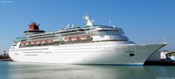 Pullmantur Cruises' Sovereign - former Sovereign of the Seas