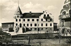 Grand Hotell Ahlbeck 1931