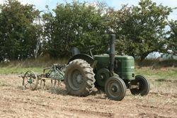 Field Marshall & cultivator