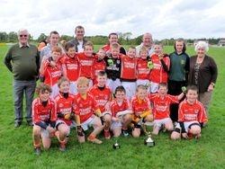 Clann Eierann with the McCabe Family