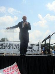 Congressman Paul D. Tonko at the Rally at 2015 NCIL Conference