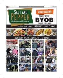 #SaltAndPepper #Salt&Pepper #AtlanticCityNJ