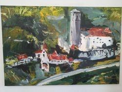 Burg Guttenberg , versteigert