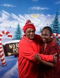 Ronald & Girlfriend
