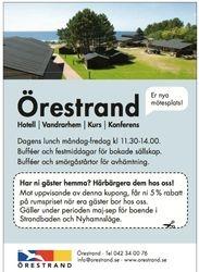 Hotell Strandbaden (Orestrand) 2011