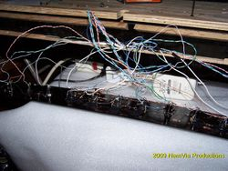 Pic 11 - Control Panel Wiring 2
