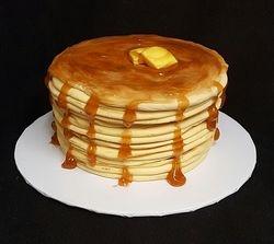 Flapjack Cake