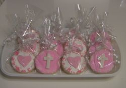 Communion Sugar Cookies