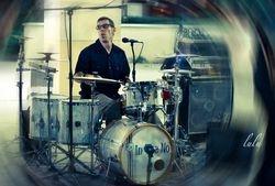 Fish Eye Drums...