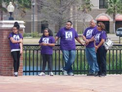 The Gladys Cabrera Family - their mother was killed by domestic violence