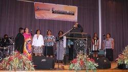 Mt Rose Full Gospel Baptist Church Choir