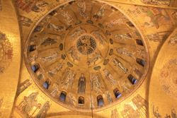 Ceiling at St. Mark's Basilica