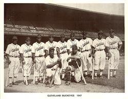 1947 Cleveland Buckeyes