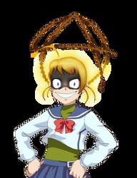 Evil Arika Yumemiya by KrisRix