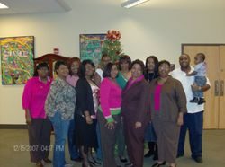 Savvy Book Club December 2007