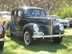 1940 Sedan
