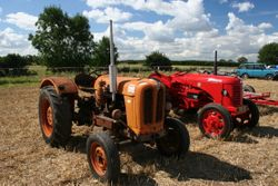 A Someca Tractor