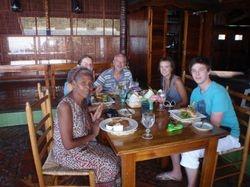 Lunch at Dashenne