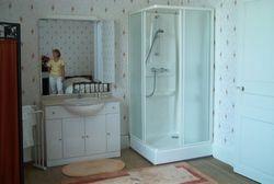 Suite Pastel salle de bain