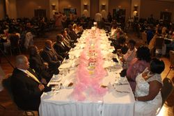 Honorees Table