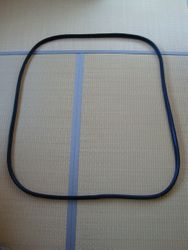 Rear Hatch Door Weatherstrip