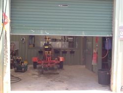 Installation of Roller Door - Manual