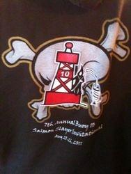 Reaper Fishing Shirt '11