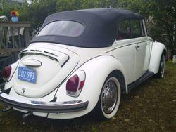 Nilda L.-------1972 Volkswagen superbeetle