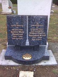 Blue pearl cord and tassel book memorial