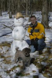 Bob, the snowman