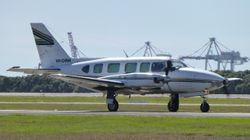 Great Western Aviation Piper PA-31-350 Chieftain VH-OMM