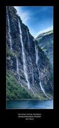 Seven Sisters Waterfall-Geirangerfjorden-Norway