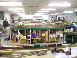 G-Scale Layout