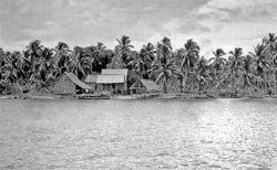 River Scene Borneo 1962-3