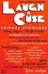 Laugh-a-Cuse showcase