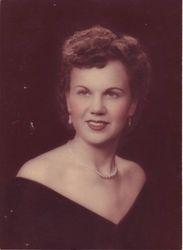 Aunt Kathryn Manning Stewart Burbage - 1940's