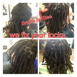 Instant Dreads in one day