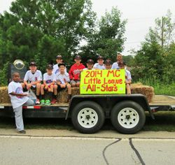 Old School Reunion Parade