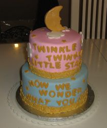 Baby Shower for Twins