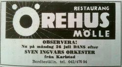 Hotell Lindstrom (Orehus) 1965