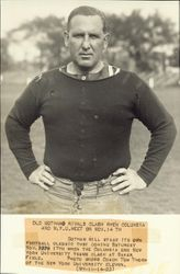 Tom Thorp - New York University Coach
