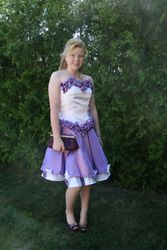"""Purple Dress"""
