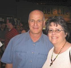 Lynn and Karen Juckett
