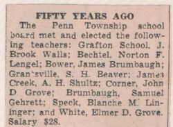 Penn Township Teachers