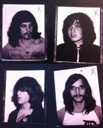 Original Polaroids for Youth And Young Manhood Artwork | Mt. Juliet, TN (2003)